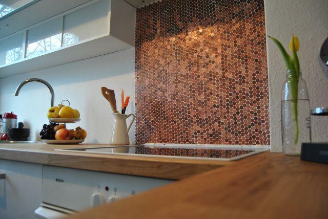 Diy Spritzschutz Fur Die Kuche Kitchen Design And Kitchens