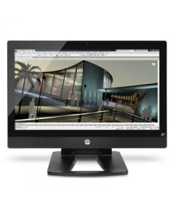 """HP #Z1 #All_in_One #Workstation (WM428EA):Intel Xeon E3-1245 with Intel HD Graphics P3000 (3.30 GHz, 8 MB cache, 4 cores), 4GB 1600 MHz DDR3 non-ECC Unbuffered RAM, 500GB 7200 rpm SATA NCQ, Slim slot-load SATA DVD+/-RW, Integrated Intel 802.11 a/g/n Wireless LAN & Bluetooth Combo Card, Integrated High Definition IDT 92HD91, Windows 7 Professional.  This product is """" Brand New Sealed """"."""