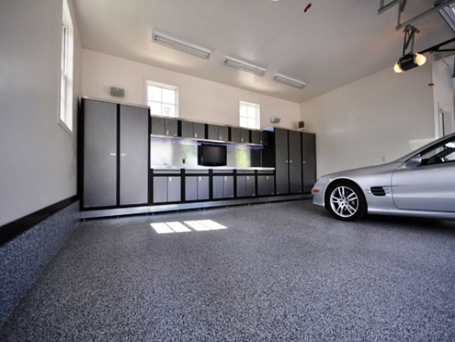 Garage Wall Paint Ideas : Garage Design Ideas And More