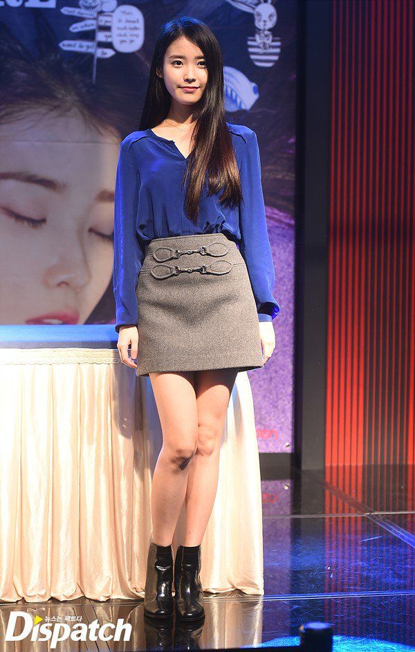 IU Chat-Shire Fansign
