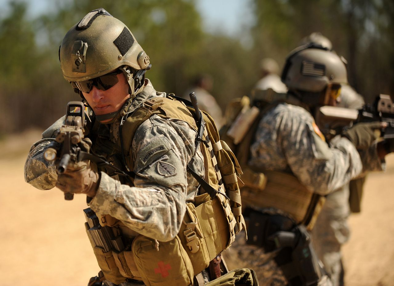 trannipack: United States Army Special Forces 7th Special Forces ...