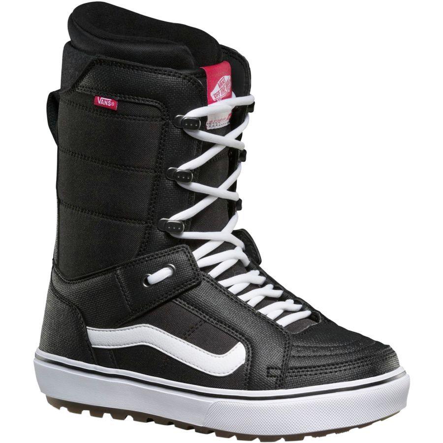 Snowboard boots, Vans boots
