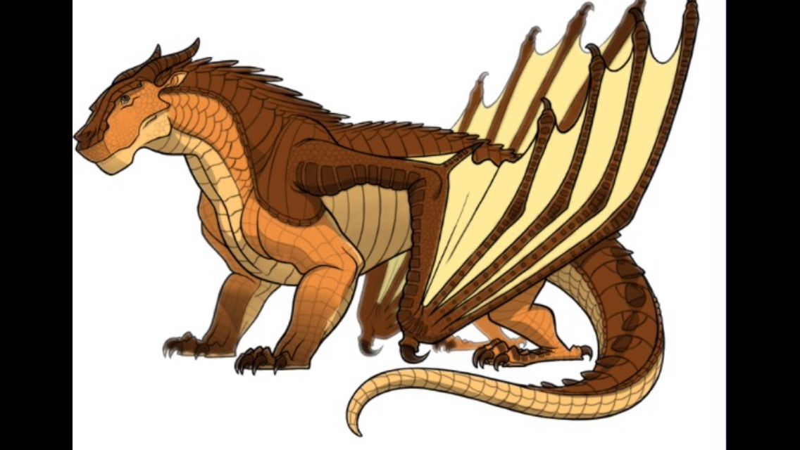 Mudwing Description Thick Armored Brown Scales Sometimes With Amber Or Gold Underscales Large Flat Heads Wings Of Fire Dragons Wings Of Fire Dragon Wings