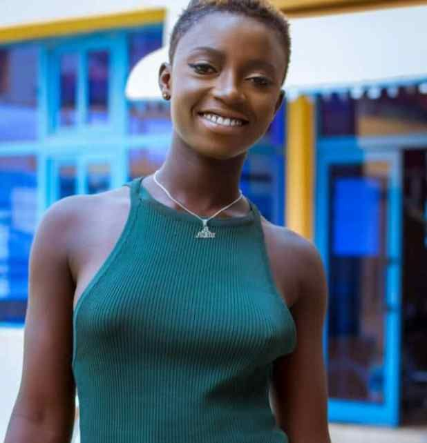 Ghanaian Celebrity Rashida Black Beauty Releases Nude -5845