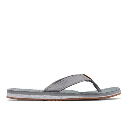 59c1b8e76b1 Classic Thong Men s Flip Flops Shoes - Grey Tan (M6078GGM)