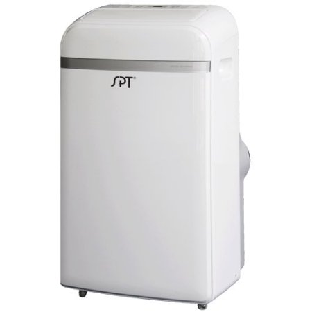 Sunpentown 12 000 Btu Portable Air Conditioner Dual Hose System