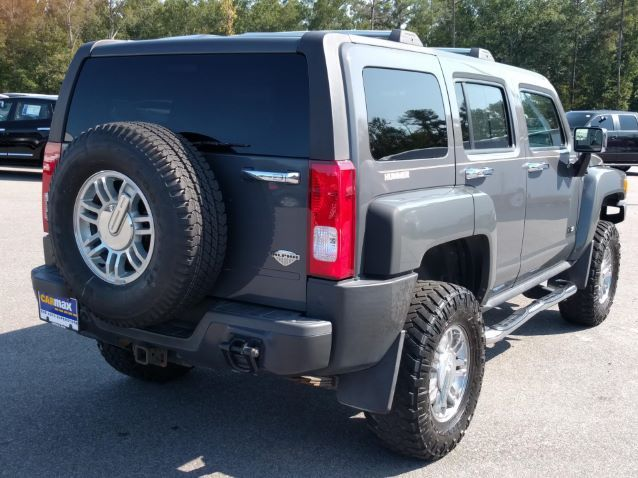 Used 2008 Hummer H3 In Columbia South Carolina Carmax Hummer South Carolina Hummer H3