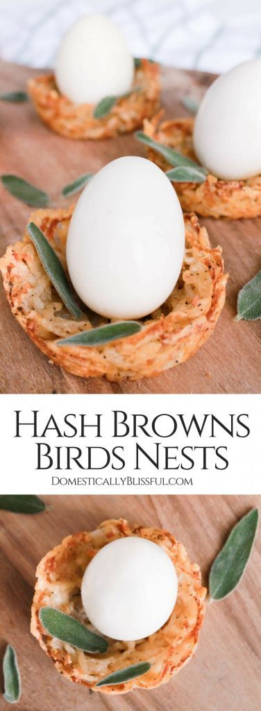 Photo of Hash Browns Birds Nests