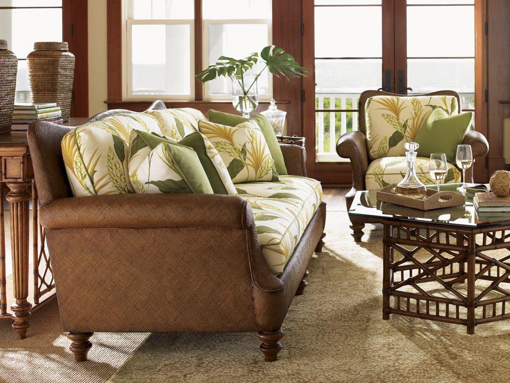 Hamilton Sofa Tommy Bahama Furniture Decoracion Hogar Hogar
