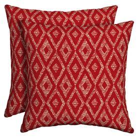 Treasures ' Throw Pillow Cushion