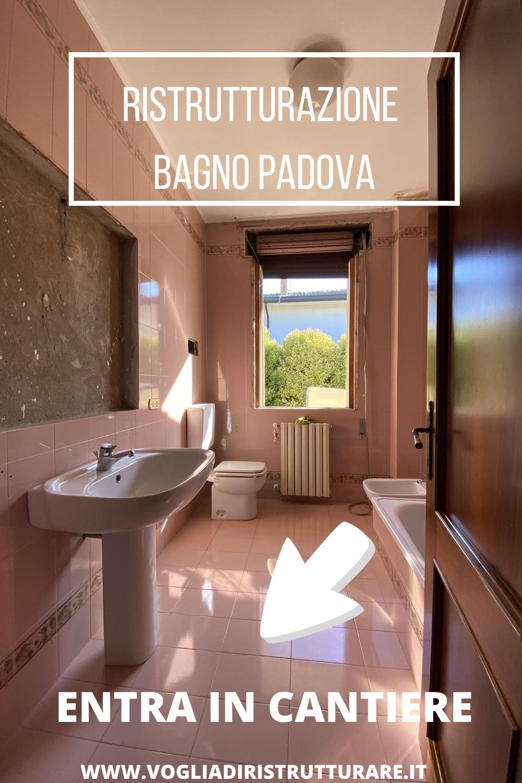 Ristrutturazione Bagno Padova Prima E Dopo I Lavori 2020 Bagno Bagni Grandi Ristrutturazione Appartamento
