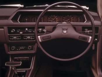 Mitsubishi Colt 11-F Interior