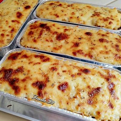 Resep Dan Cara Membuat Macaroni Schotel Sederhana Lezat Dan Lumer Di Mulut Makanan Italia Resep Masakan Makanan Dan Minuman