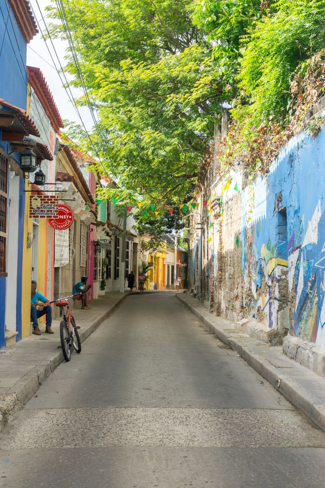 A Morning Walk In Getsemani Cartagena One Of The Hippest Neighborhoods In The World Her Travel Edit Cartagena Cartagena Colombia Travel Colombia