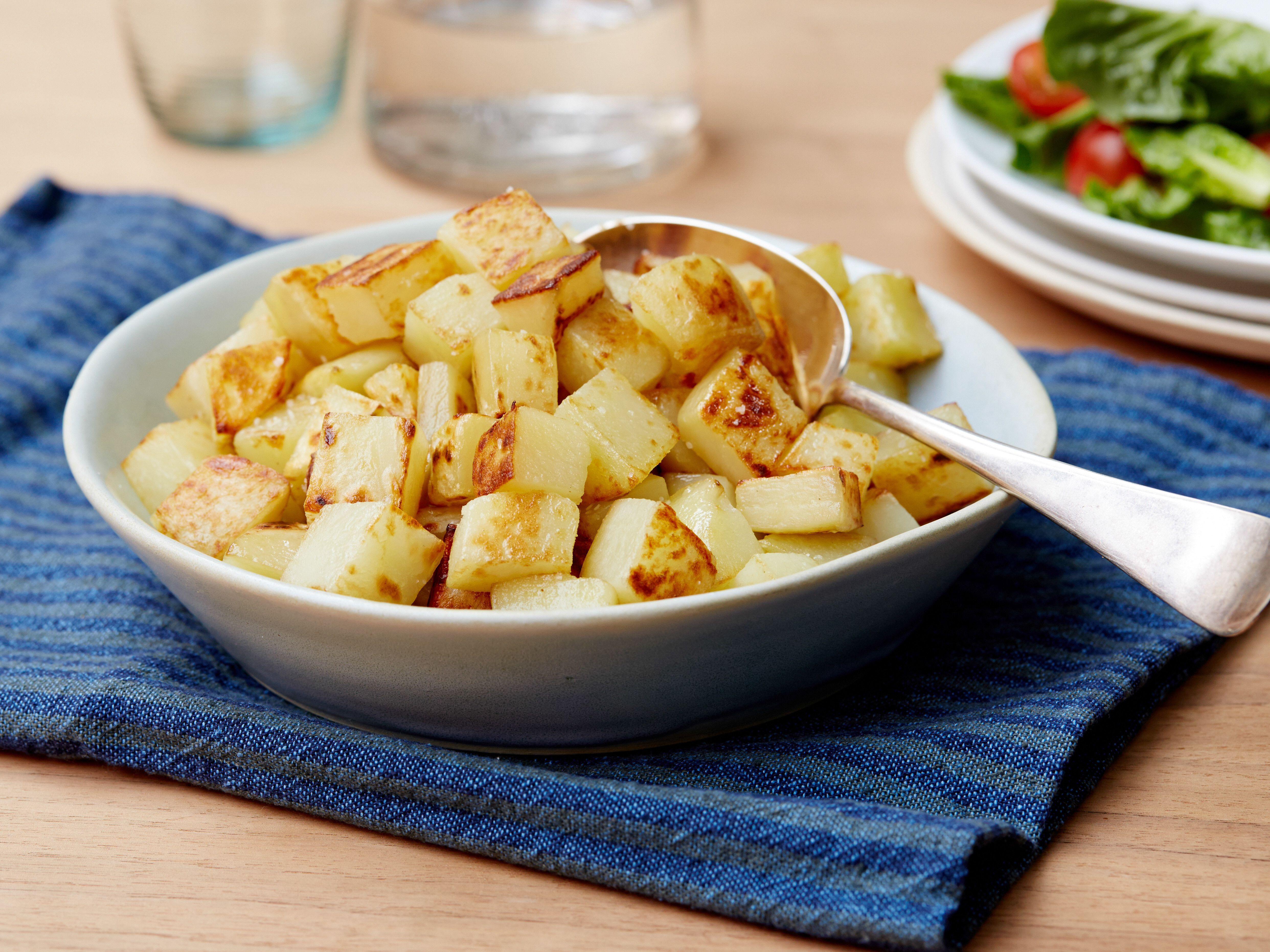 Perfect Crispy Potatoes