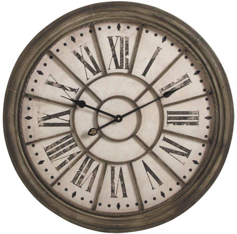 horloge vintage un autre temps ma salle à manger