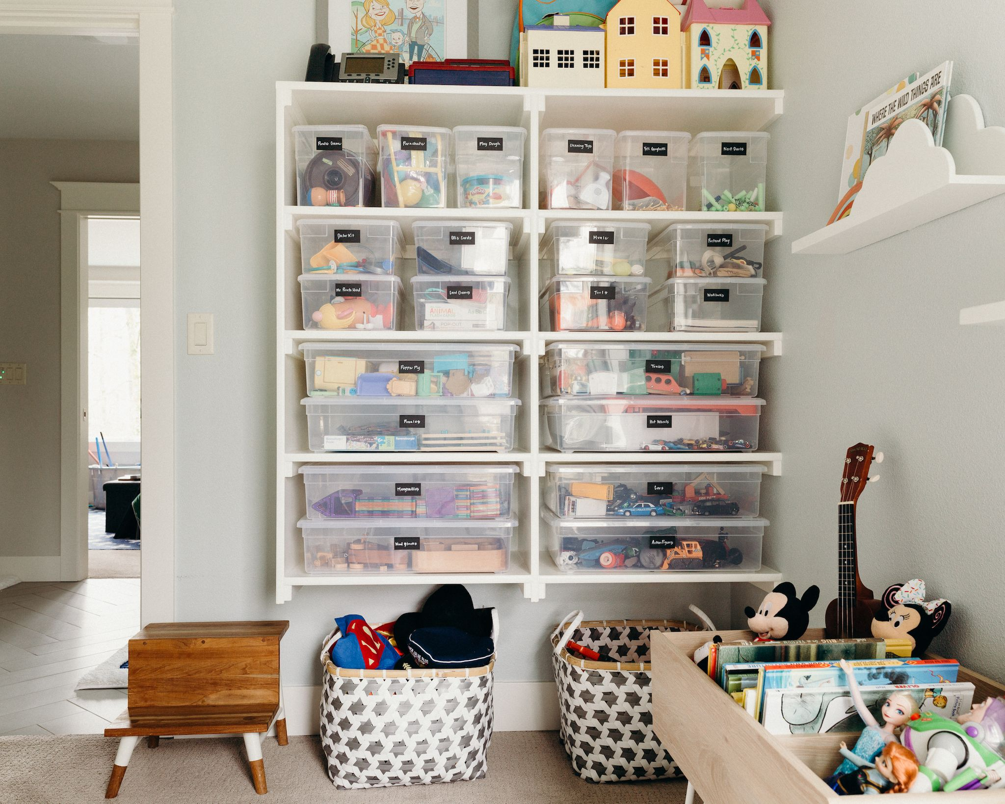 Kelsey Nixon S Home Refresh Tips Toy Room Edition In