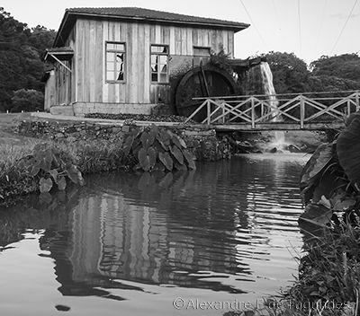 Water Mill - Caminhos de Pedra - Bento Gonçalves - Brazil / © Alexandre F de Fagundes