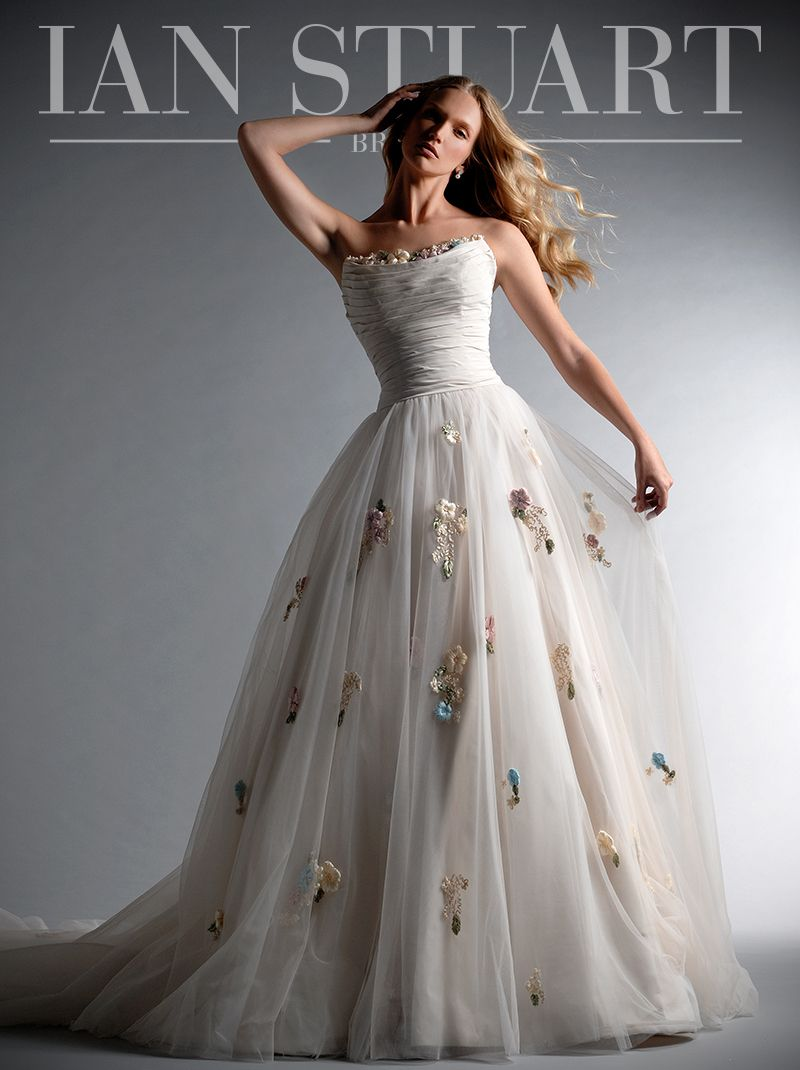 Ian Stuart Bride Has Launched Its 2019 Collection Wedding Dress