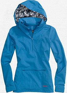 Women's Lotus Pullover Jacket | Womens snowboard jacket