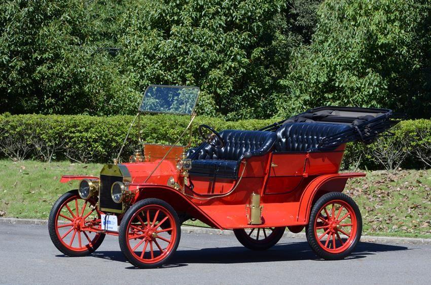 Ford Model T (Estados Unidos, 1909)