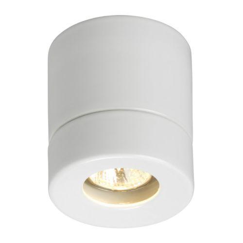 BROMÖLLA Reflektor punktowy - IKEA oświetlenie Pinterest