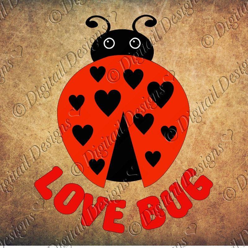 love bug lady svg - fcm
