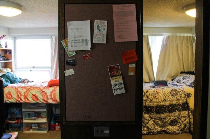 Syracuse University Split Double Dorm Room Google Search Dorm Room University Dorms Dorm