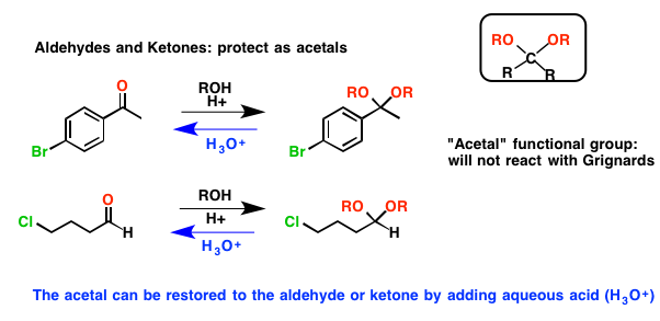 Image Result For Protecting Group For Alcohols Acetal Functional Group Organic Chemistry Chemistry