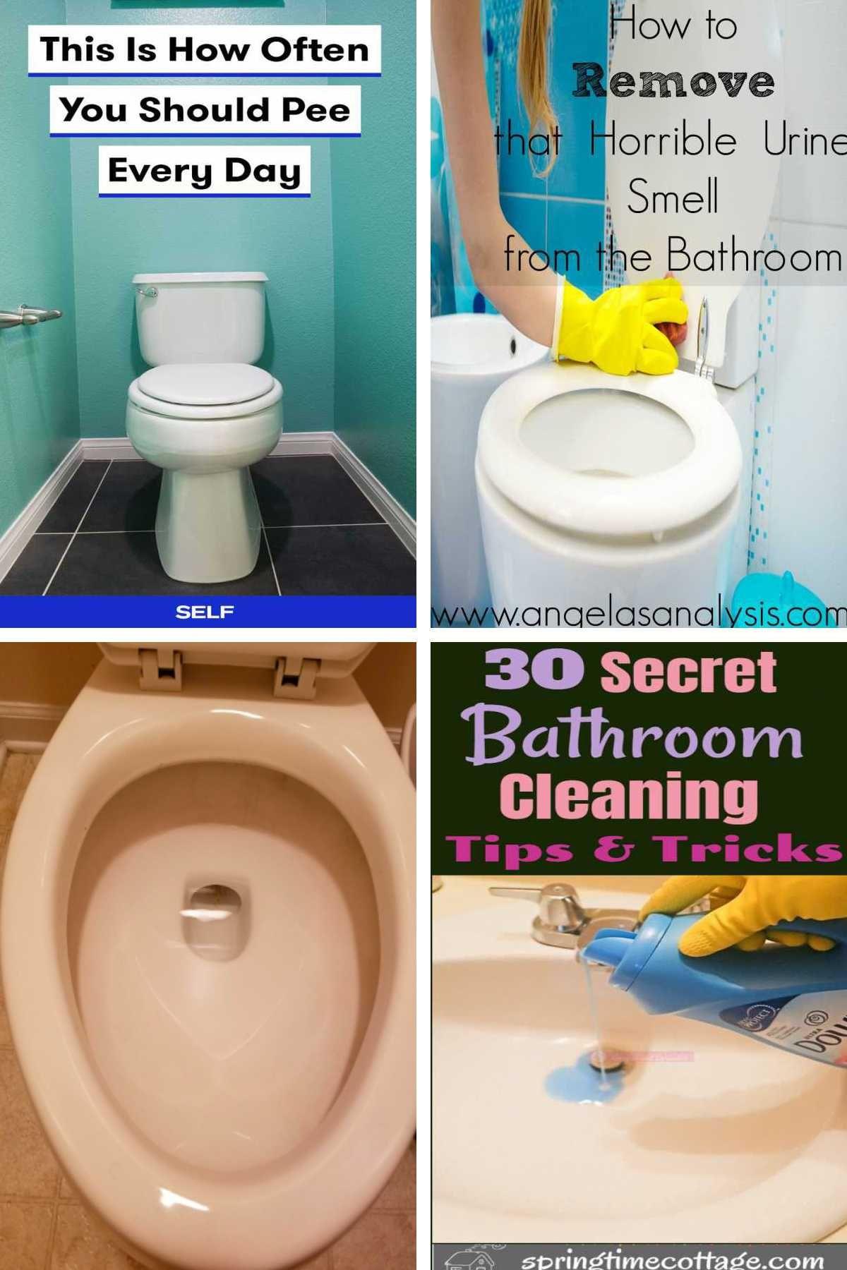 Photo of bathroomcleaninghacks