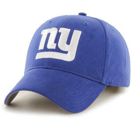 newest bb11f 137db NFL New York Giants Basic Cap   Hat by Fan Favorite, Men s, Blue