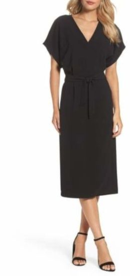 Casual chic not so little black dress for those casual ...