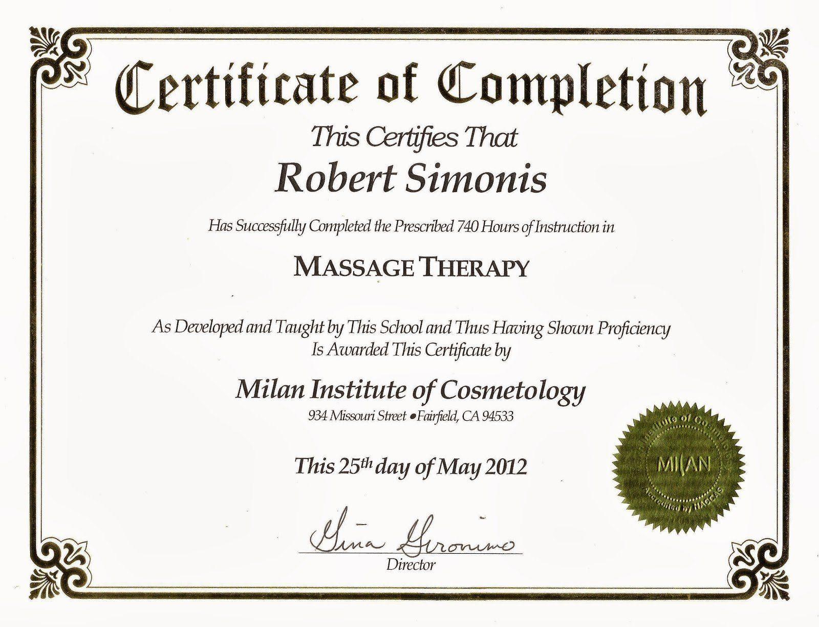 Certificate Of Completion Images Elegant Lavender Skye