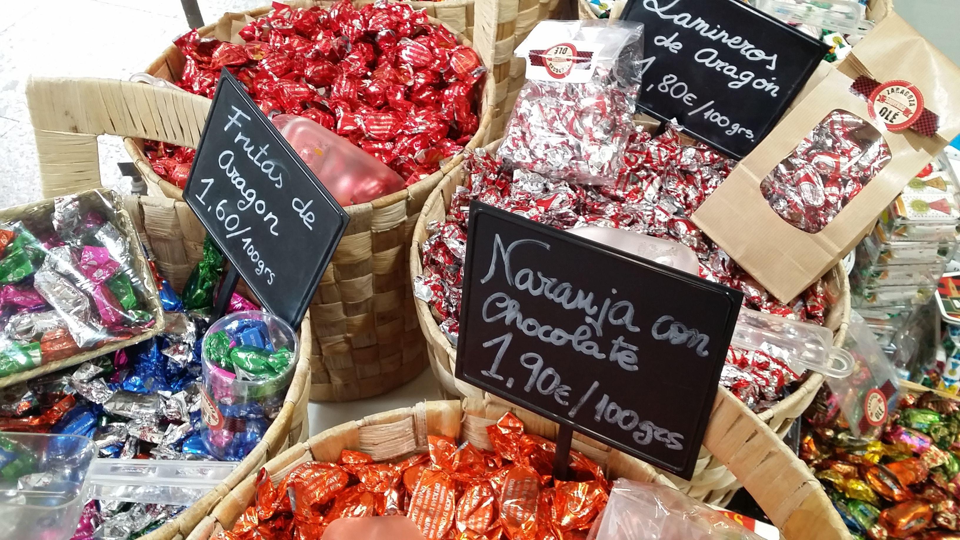 Las Frutas De Aragon Son Uno De Los Dulces Mas Tipicos De Nuestra