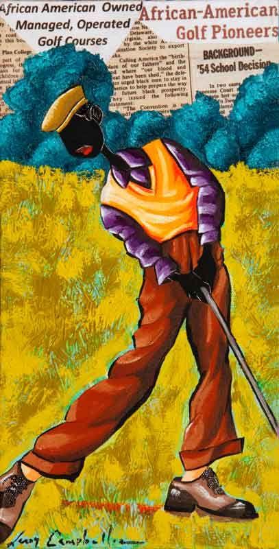 Leroy Campbell Originals | Originals | Black art pictures, African american  art, Black art