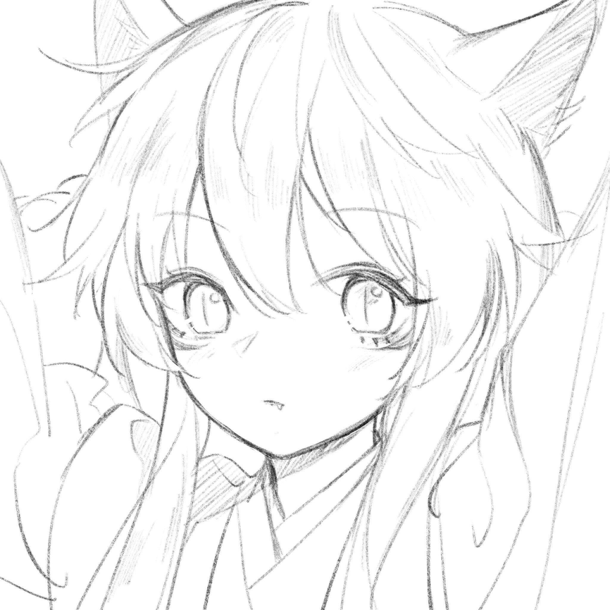 Pin De Issabellª Em Drawing Com Imagens Desenho De Anime