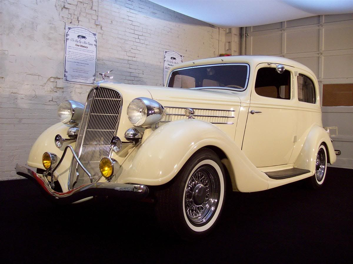 Sun in Cancer: antique and cream colored cars - Google Search | Car ...