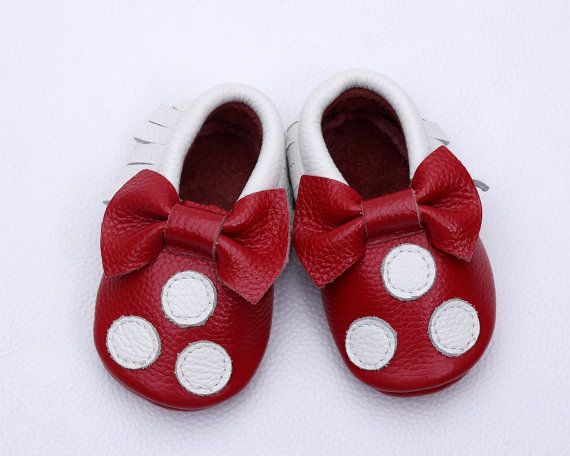 baby red shoescute baby girl shoesbaby shoes by CourtneyBricklee