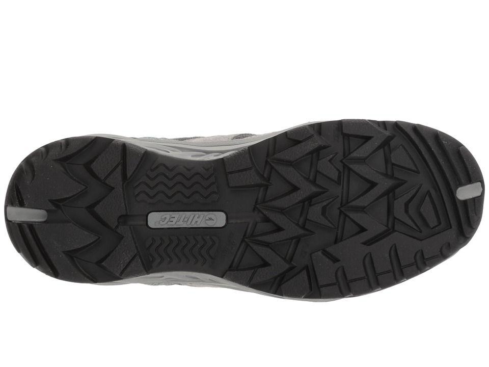 21807843 Hi-Tec V-Lite Wildfire Low I Waterproof Women's Hiking Boots Cool  Grey/Graphite/Iceberg Green