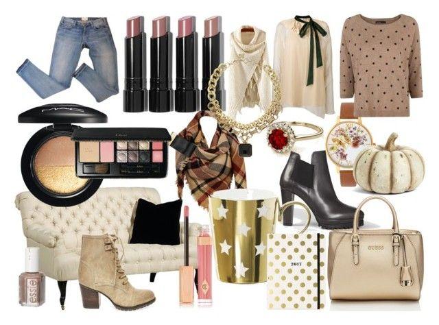 """mix and match"" by familymanager on Polyvore featuring moda, Olivia Burton, Bobbi Brown Cosmetics, AllSaints, Sylvia Alexander, Chloé, Essie, MAC Cosmetics, MANGO e Charlotte Tilbury"