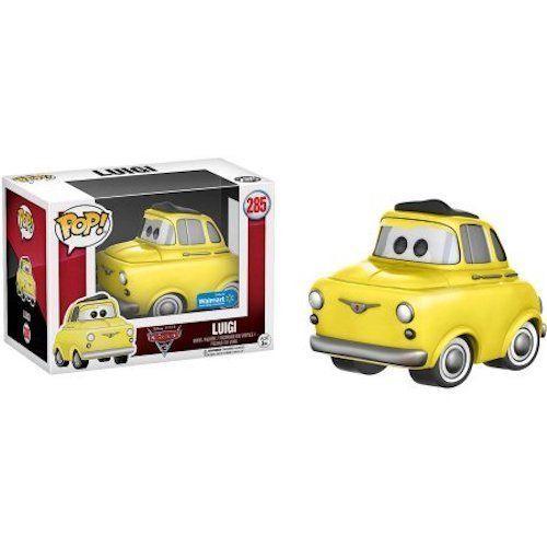 Figure 8 Cars For Sale: BNIB Funko POP! Disney Cars 3 Luigi #285 Vinyl Figure