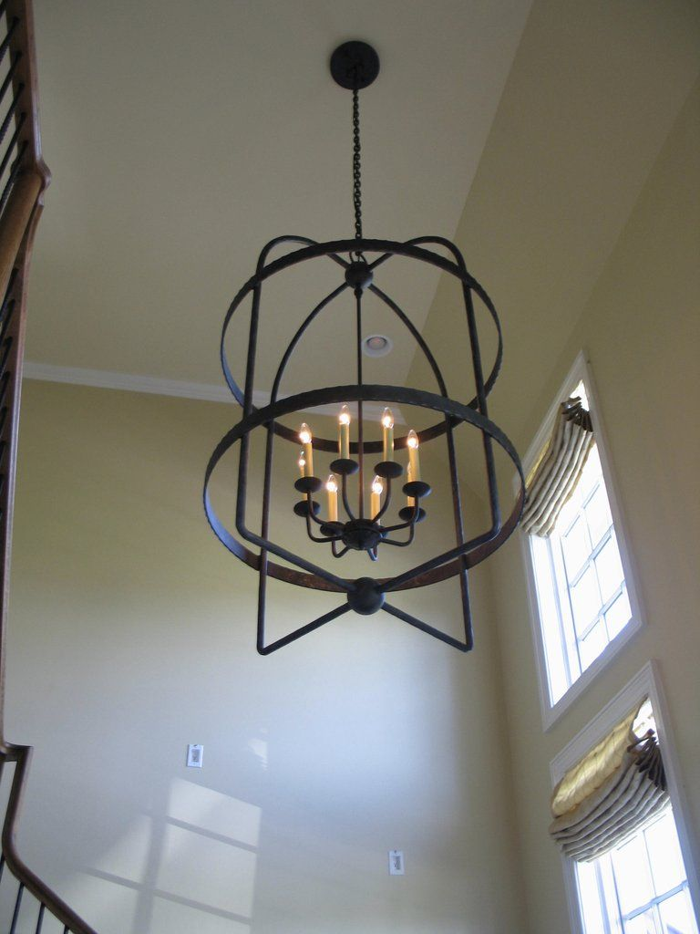 Infinity Vertical Entry Way Lighting Fixtures Modern Rustic