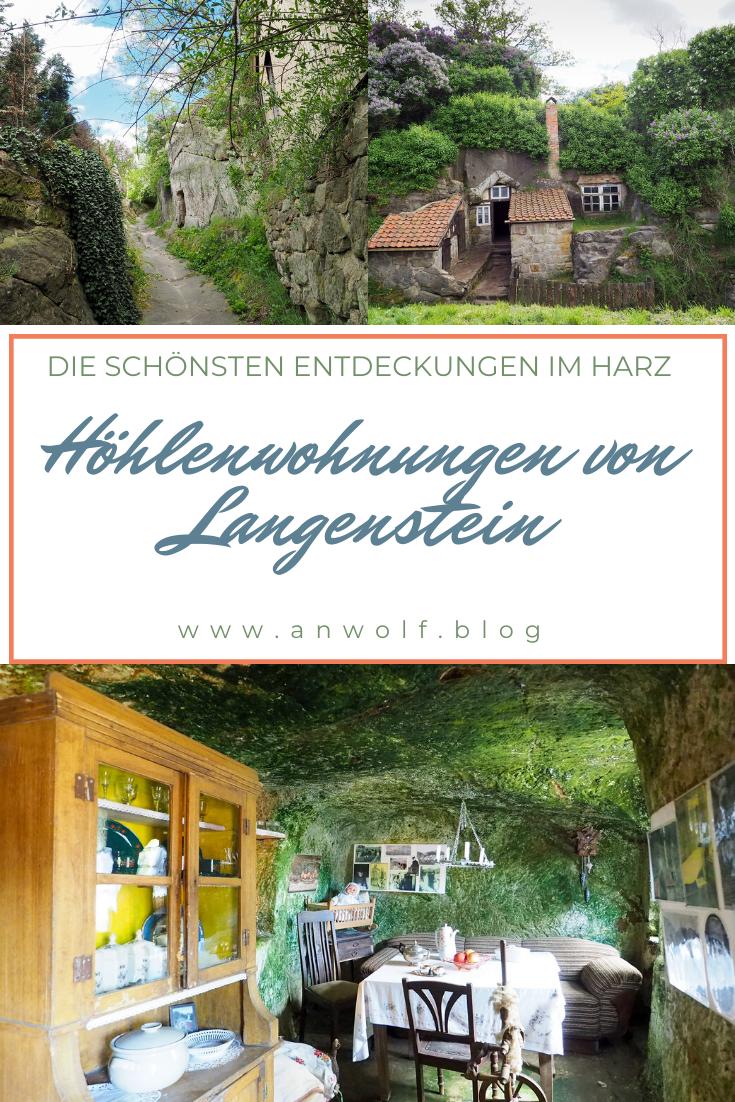Harz Hohlenwohnungen Von Langenstein Harzer Wandernadel Ausflugstipp Harz Besondere Orte Im Har Sehenswurdigkeiten Im Harz Ausflug Urlaub In Deutschland