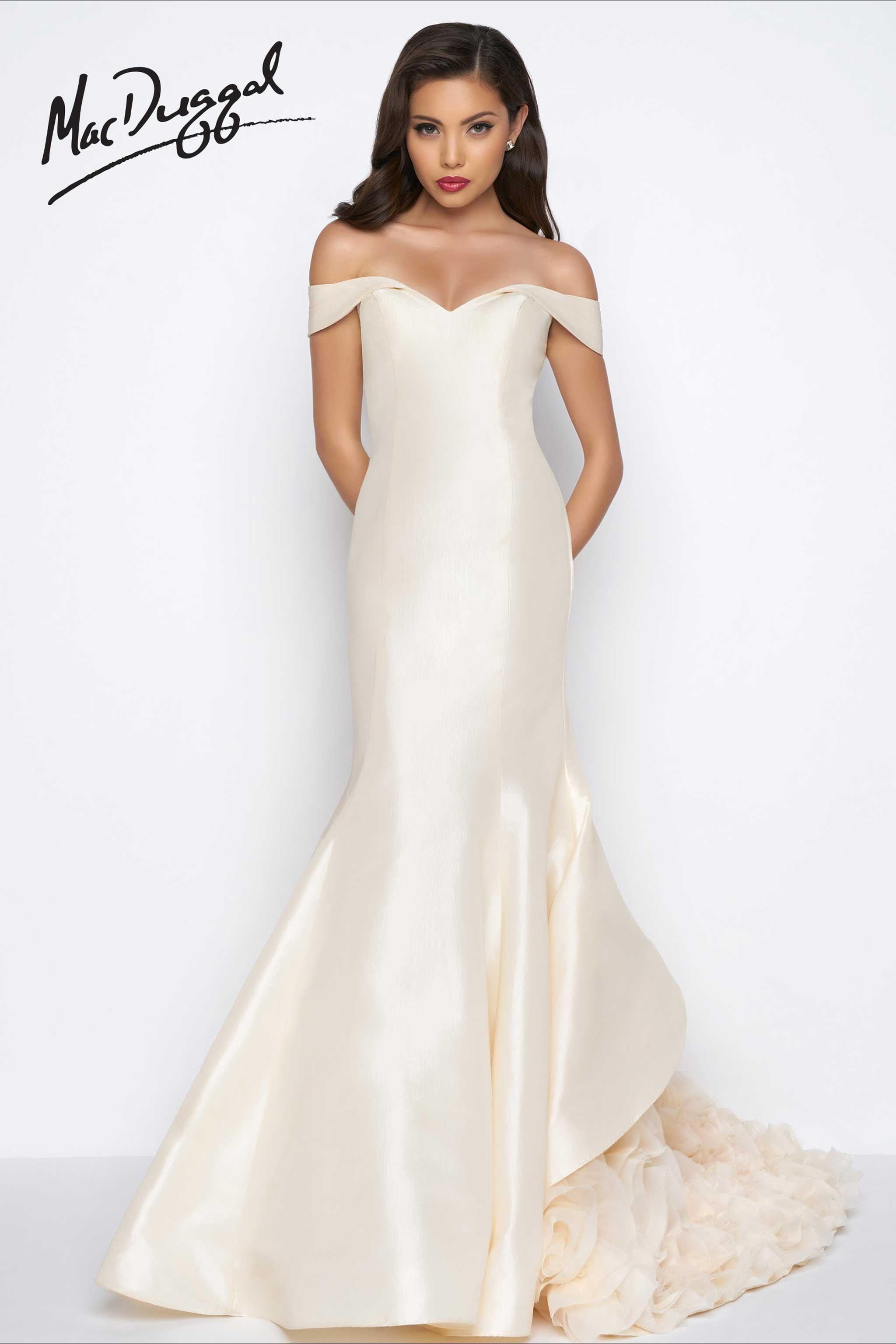Vanilla Evening Gown   A Beautiful Evening (Gowns)   Pinterest ...