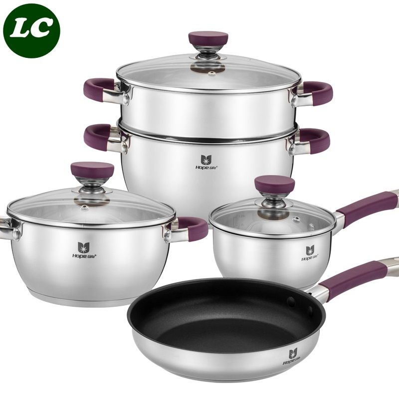 free shipping cooking utensil set casserole pots kitchen tools pans cheap and sets america test kitchenaid