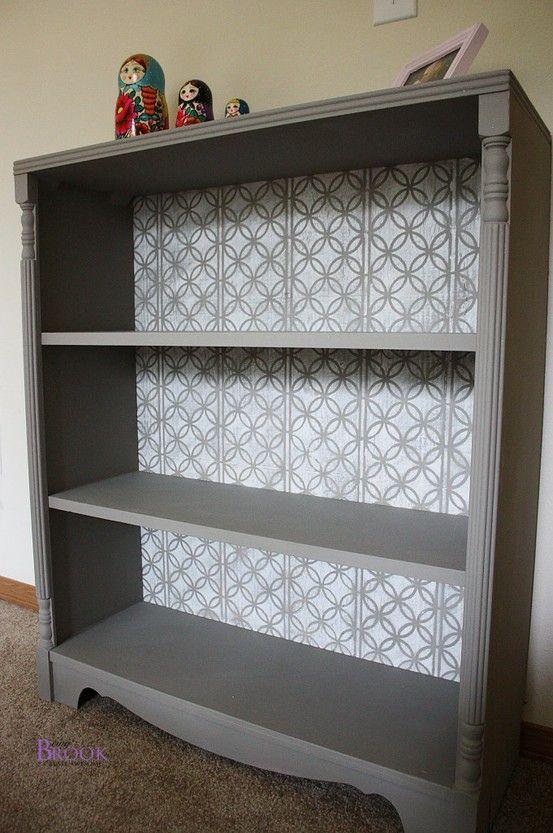 Refinished Bookshelf Refurbished Bookcase Bookshelves