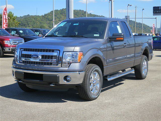 New 2013 Ford F 150 Xlt Gray Truck Charleston Car Ford Ford Used Ford
