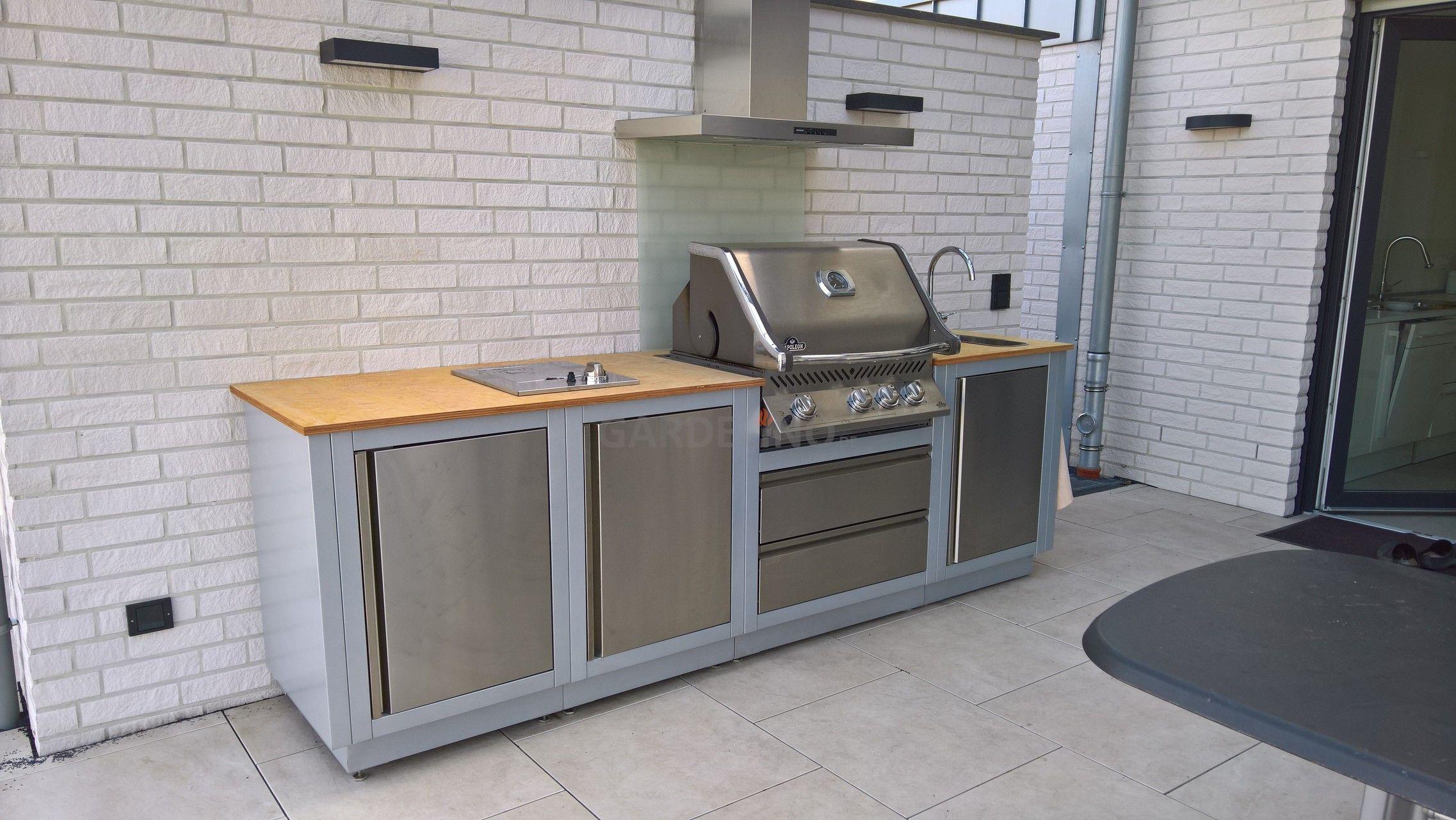 Outdoor Küche Edelstahl Vergleich : Outdoor küche edelstahl vergleich: outdoor küchen kochen im freien