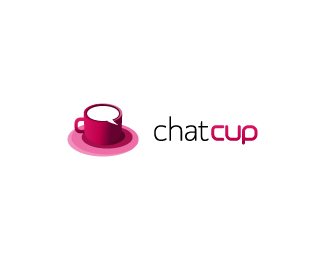 Chat cup
