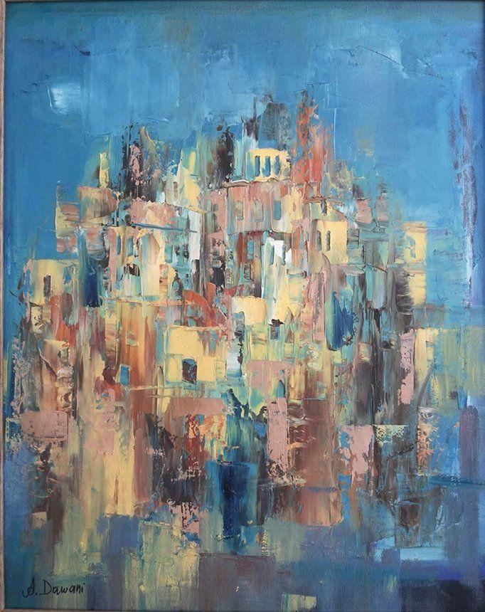 Old City by Ana Dawani